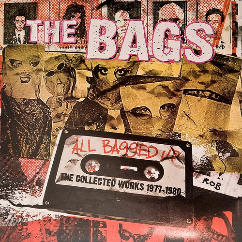 Cover BAGS, all bagged up