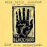 Cover BILLY CHILDISH & BLACKHANDS, live in the netherlands