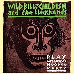 Cover BILLY CHILDISH & THE BLACKHANDS, play: capt. calypso