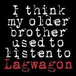 Cover LAGWAGON, i think my older brother