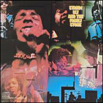 SLY & THE FAMILY STONE, stand! cover