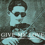 Cover V/A, give me love baghdad 1925-1929