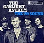 Cover GASLIGHT ANTHEM, ´59 sound