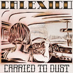 Cover CALEXICO, carried to dust