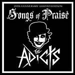 Cover ADICTS, songs of praise (re-recordings)