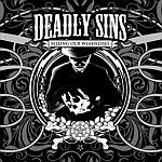 Cover DEADLY SINS, selling our weakness