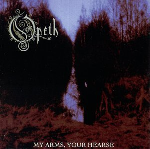 Cover OPETH, my arms your hearse