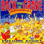 Cover V/A, back from the grave vol. 8