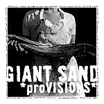 GIANT SAND, provisions cover