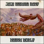 Cover JACK BREWER BAND, harsh world