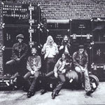 Cover ALLMAN BROTHERS BAND, live at fillmore east