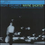 Cover WAYNE SHORTER, night dreamer