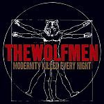 WOLFMEN, modernity killed every night cover
