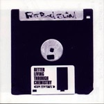 Cover FATBOY SLIM, better living through chemistry