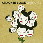 Cover ATTACK IN BLACK, marriage