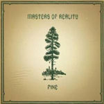 Cover MASTERS OF REALITY, pine/cross dover