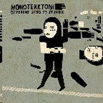 Cover MONOTEKKTONI, different steps to stumble