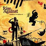 Cover RISE AGAINST, appeal to reason