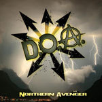 Cover D.O.A., northern avenger