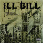 Cover ILL BILL, hour of reprisal