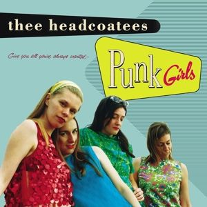 Cover HEADCOATEES, punk girls