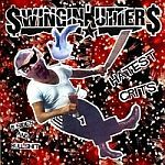 SWINGIN´ UTTERS, hatest grits: b-sides and bullshit cover