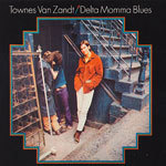 TOWNES VAN ZANDT, delta momma blues cover