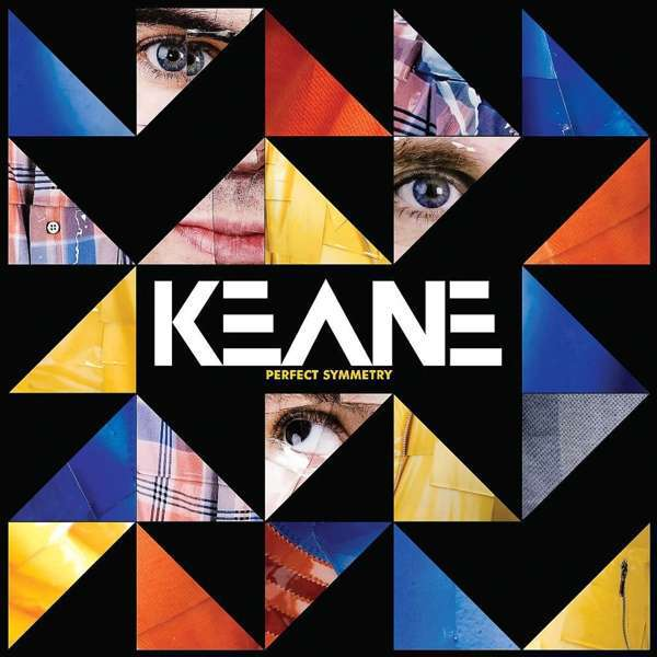 KEANE, perfect symmetry cover