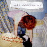 Cover LOS CAMPESINOS, we are beautiful, we are doomed