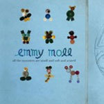 Cover EMMY MOLL, all the monsters are small...