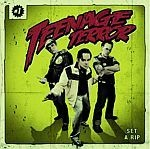 Cover TEENAGE TERROR, set a rip