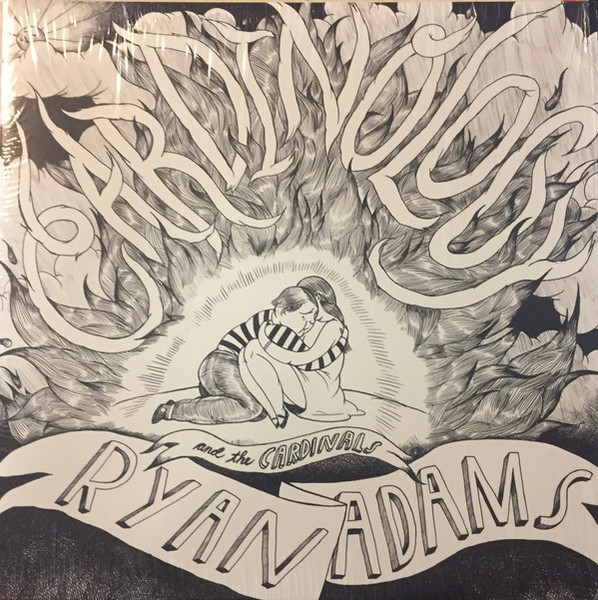 Cover RYAN ADAMS, cardinology