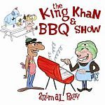 Cover KING KHAN  & BBQ SHOW, animal party