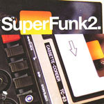V/A, super funk vol. 2 cover