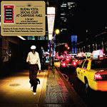 Cover BUENA VISTA SOCIAL CLUB, at carnegie hall