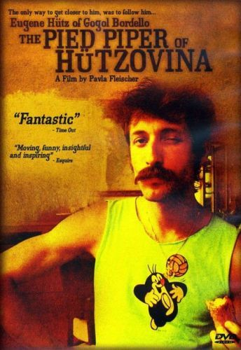 GOGOL BORDELLO/EUGENE HÜTZ, pied piper of hützovina cover