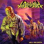 Cover TOXIC HOLOCAUST, hell on earth