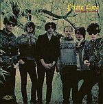 PIRATE LOVE, black vodoun space blues cover