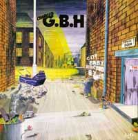 Cover G.B.H., city baby attacked by rats
