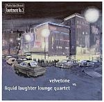 Cover LIQUID LAUGHTER LOUNGE QUARTET vs. VELVETONE, favoritenserie no. 3