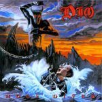DIO, holy diver cover