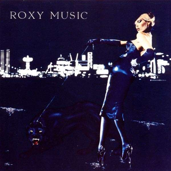 Cover ROXY MUSIC, for your pleasure
