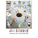 JIM AVIGNON, trouble with the aardvaark cover