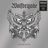 Cover WOLFBRIGADE, comalive