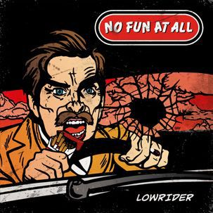 NO FUN AT ALL, lowrider cover
