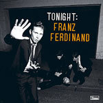 Cover FRANZ FERDINAND, tonight