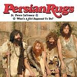 Cover PERSIAN RUGS, st. peters infirmary
