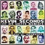 KEVIN SECONDS, rise up cover