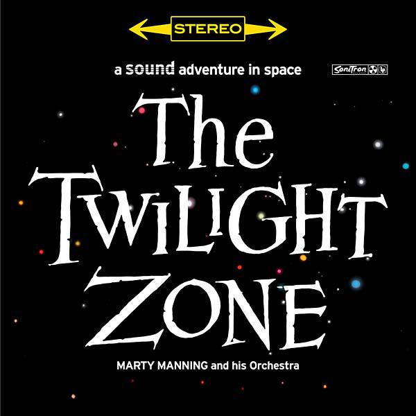MARTY MANNING, twilight zone cover