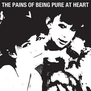 PAINS OF BEING PURE AT HEART, s/t cover